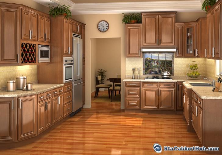 Kitchen Cabinets Rta Shipping Oak