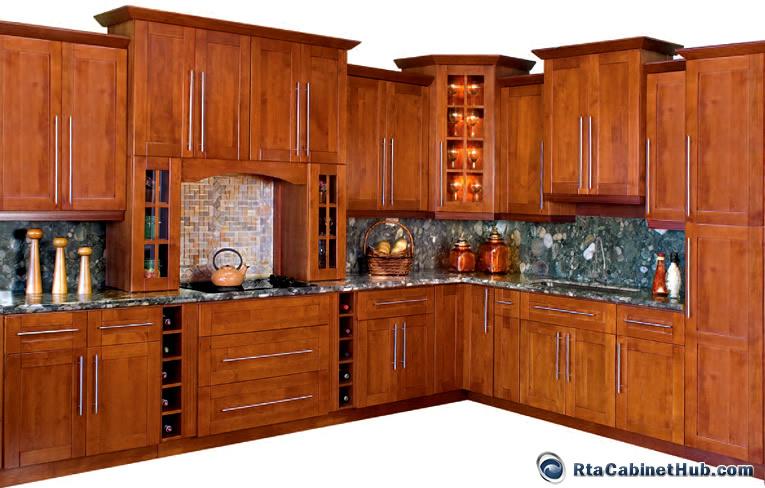 RTA Kitchen Cabinets Toscana Shaker RTA Cabinet Hub